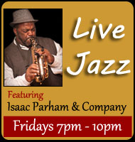 Jazz at Granny's Every Friday!